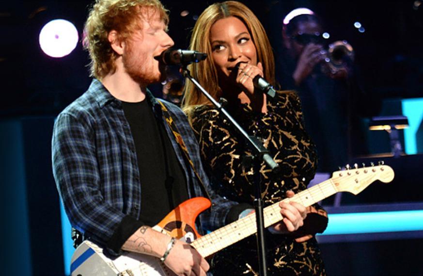 Ed Sheeran & Beyonce