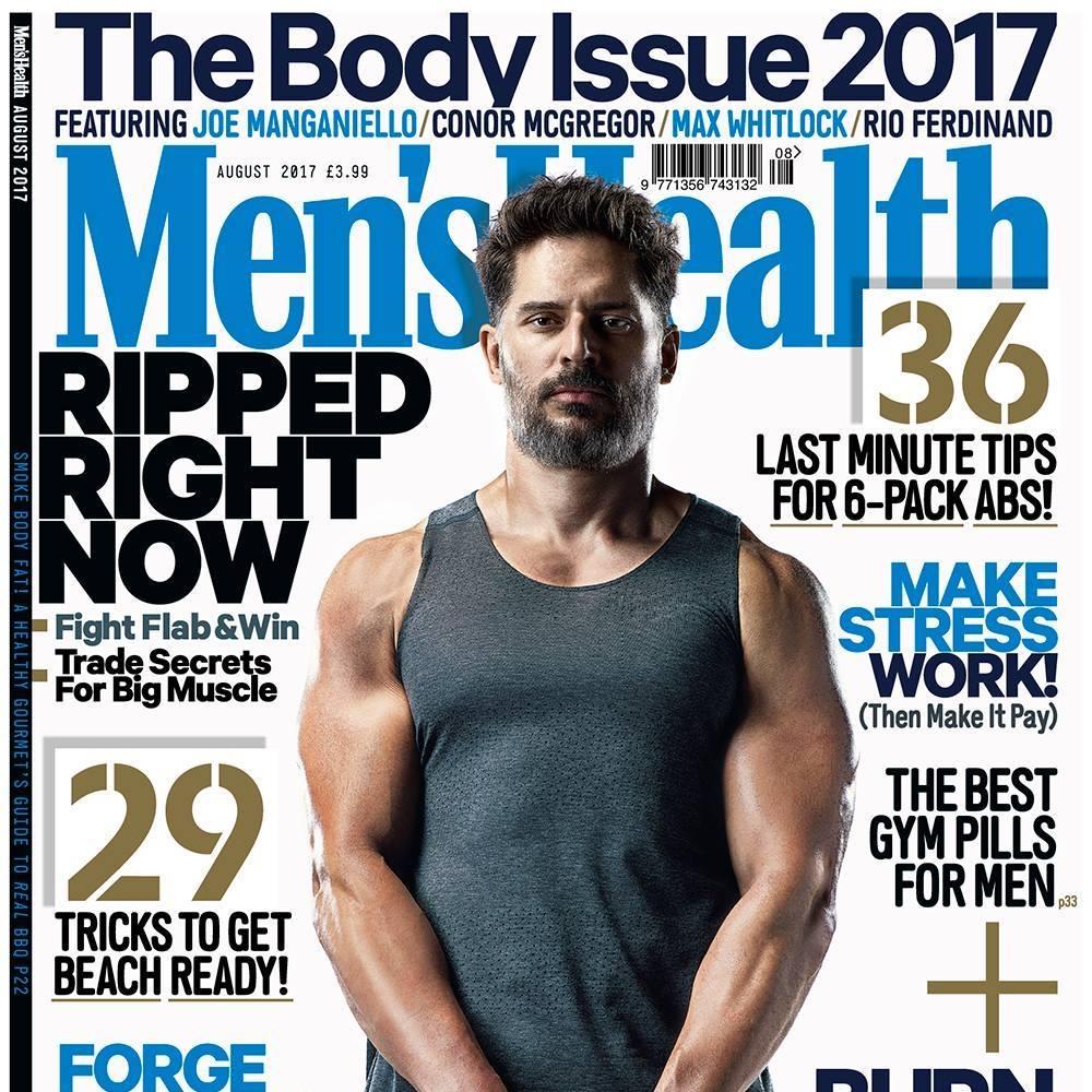 Men's Health July 2017