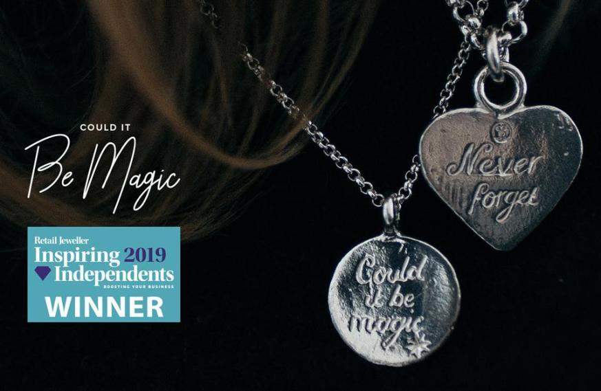 Daniella Draper Winner At The Retail Jeweller Inspiring Independents Awards 2019