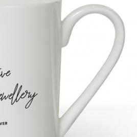 DD Tea Break Mug detailed