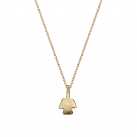 Gold Mini Angel Necklace