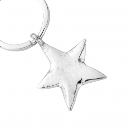 Maxi Star Classic Key Ring detailed