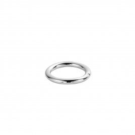 Silver Stack Ring