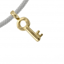 Gold Mini Dreamer's Key Sailing Rope detailed