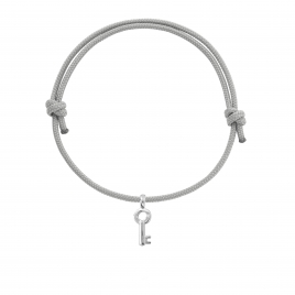Silver Mini Dreamer's Key Sailing Rope