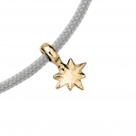 Gold Baby North Star Sailing Rope detailed