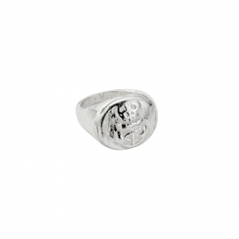 Silver Pirate Ring