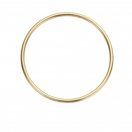 Gold Stack Bangle