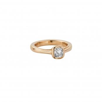 AMOR Gold Diamond Ring