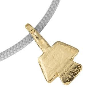 Gold Mini Angel Sailing Rope detailed
