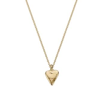 Gold Mini Heart Necklace