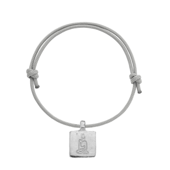 Silver Medium Virgo Horoscope Sailing Rope