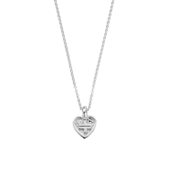 Take That Mini Heart Necklace