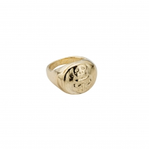 Gold Pirate Ring