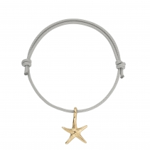 Gold Medium Starfish Sailing Rope