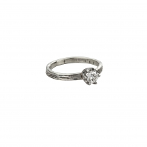JUNO Diamond White Gold Ring