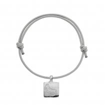 Silver Medium Aries Horoscope Sailing Rope