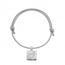 Silver Medium Capricorn Horoscope Sailing Rope