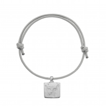 Silver Leo Horoscope Sailing Rope