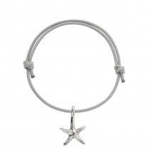 Silver Medium Starfish Sailing Rope