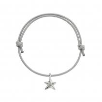 Silver Mini Star Sailing Rope