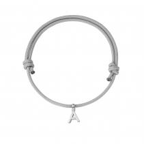 Silver Alphabet Sailing Rope