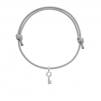Silver Mini Dreamer's Key Sailing Rope
