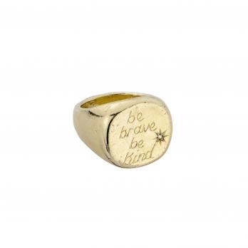 Gold Jupiter Ring
