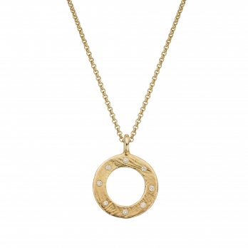 Gold Luxury Forever Necklace