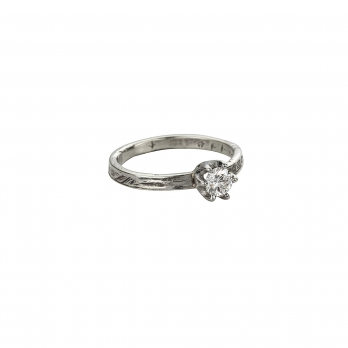 JUNO Diamond White Gold Ring
