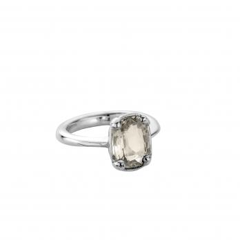 KAKALINA Silver Sapphire Ring