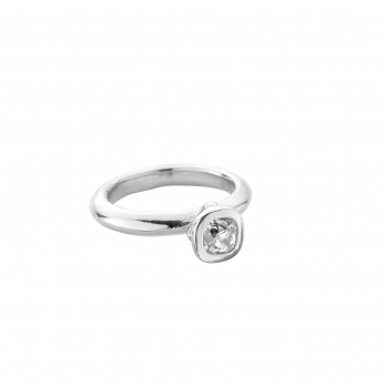 The Säntis Platinum Diamond Ring