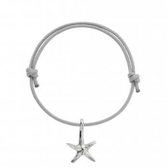 Silver Medium Starfish Sailing Rope