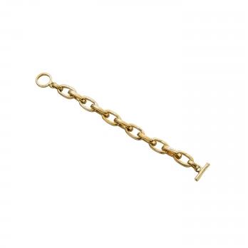Gold Monaco Bracelet