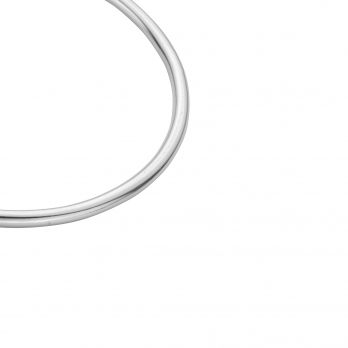 Silver Stack Bangle detailed