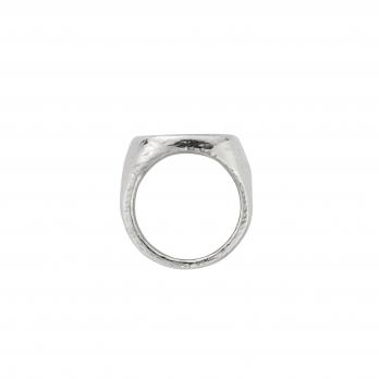 Silver Jupiter Ring detailed