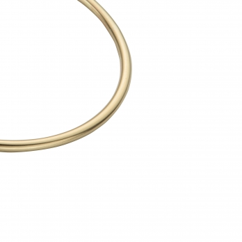 Gold Stack Bangle detailed