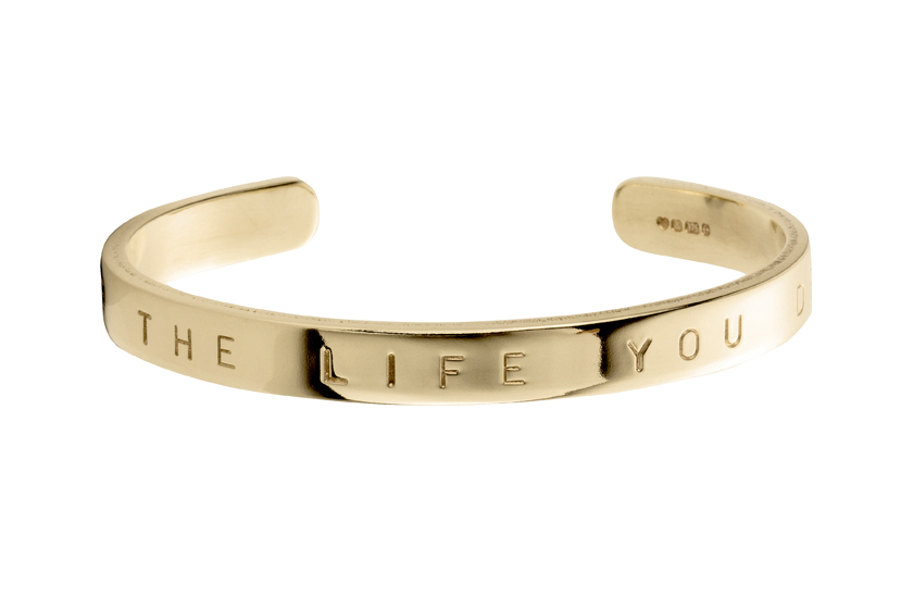 The Luxury Signature Bangle