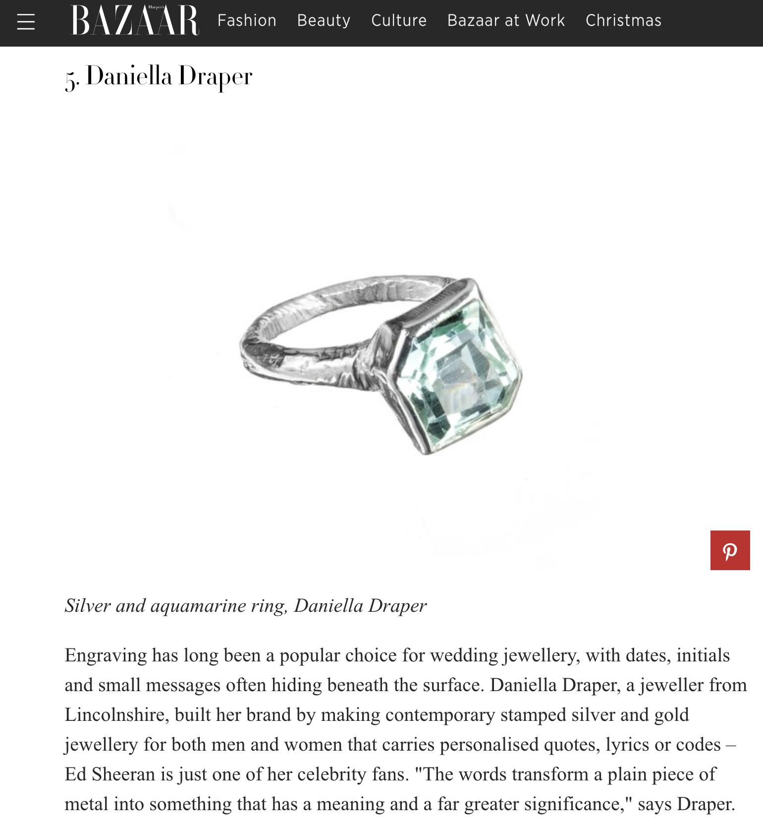 Harpers Bazaar Online
