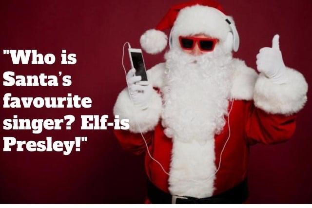 Christmas Joke