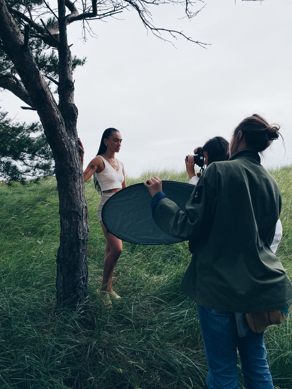 Behind The Scenes, Tash Parker