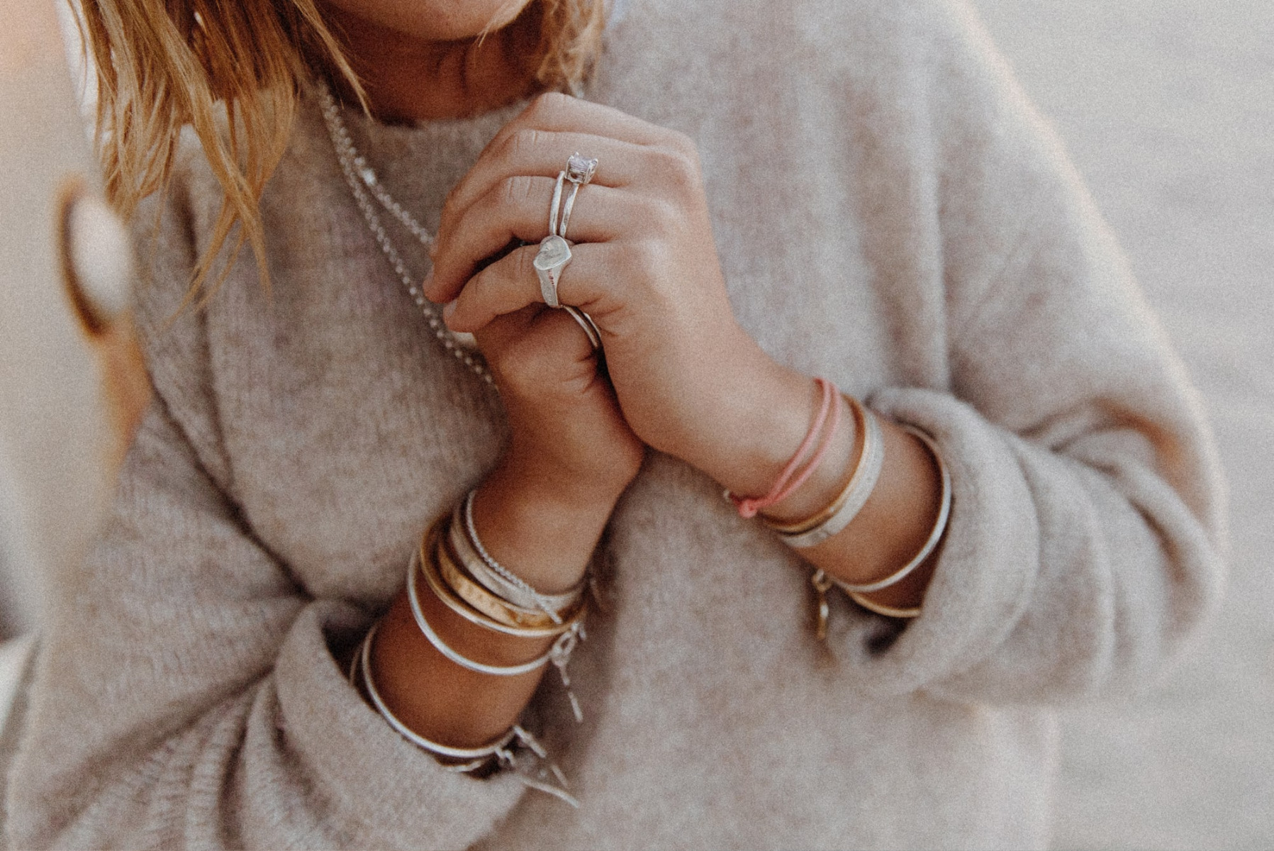The Stacking Edit, Daniella Draper Jewellery
