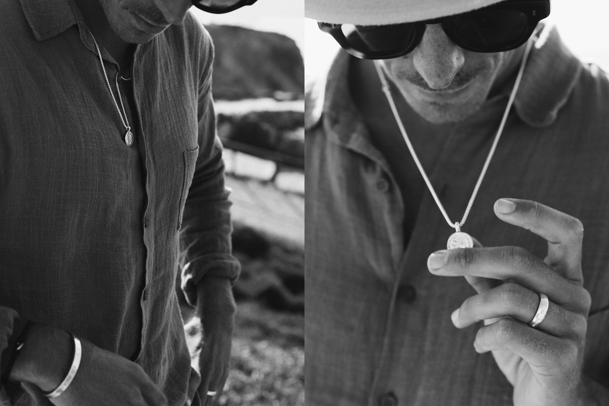 You Have Arrived Mens | Daniella Draper Jewellery