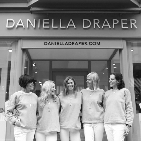 Daniella Draper, The Shopping Experience