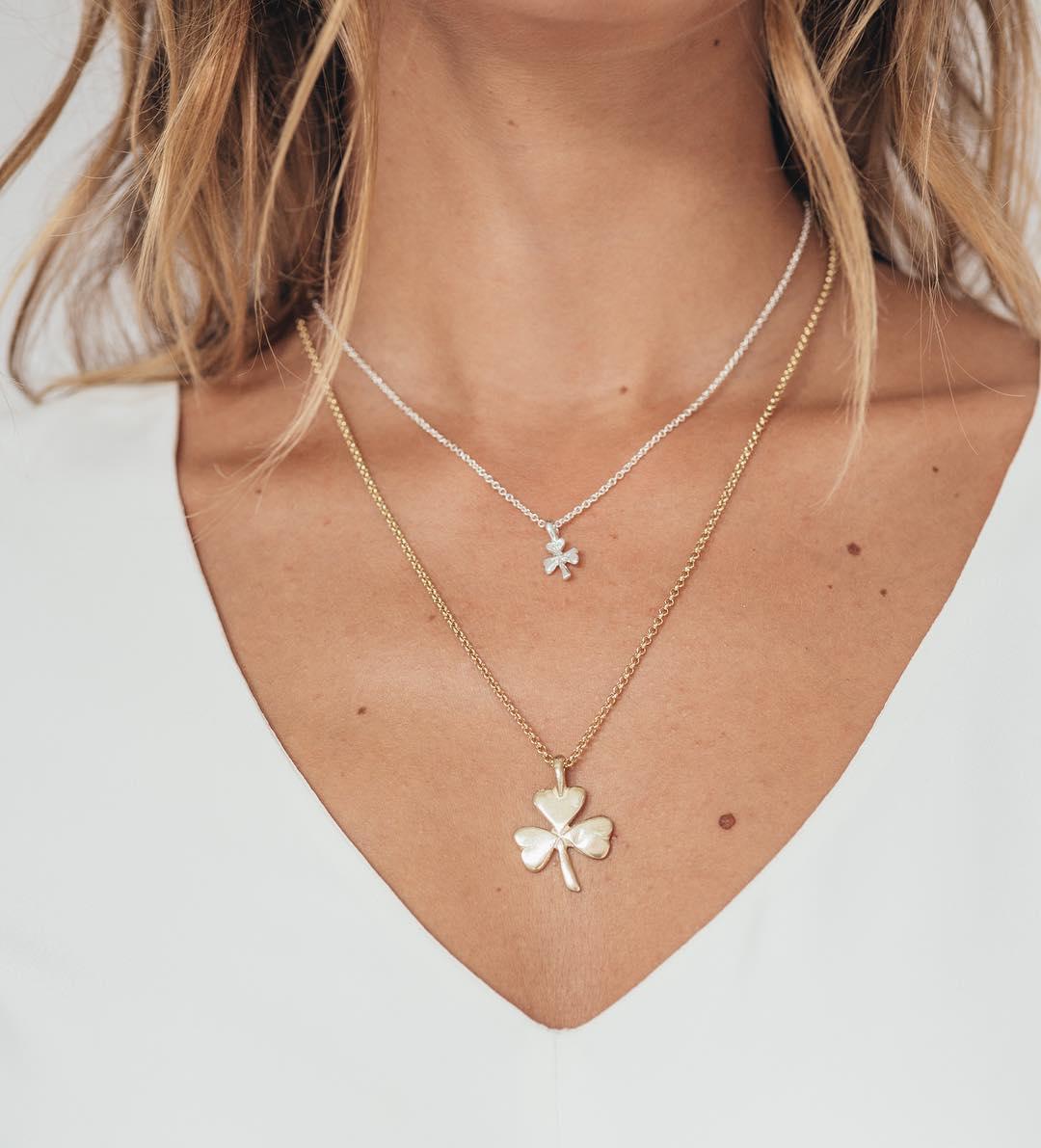 shamrock-necklace