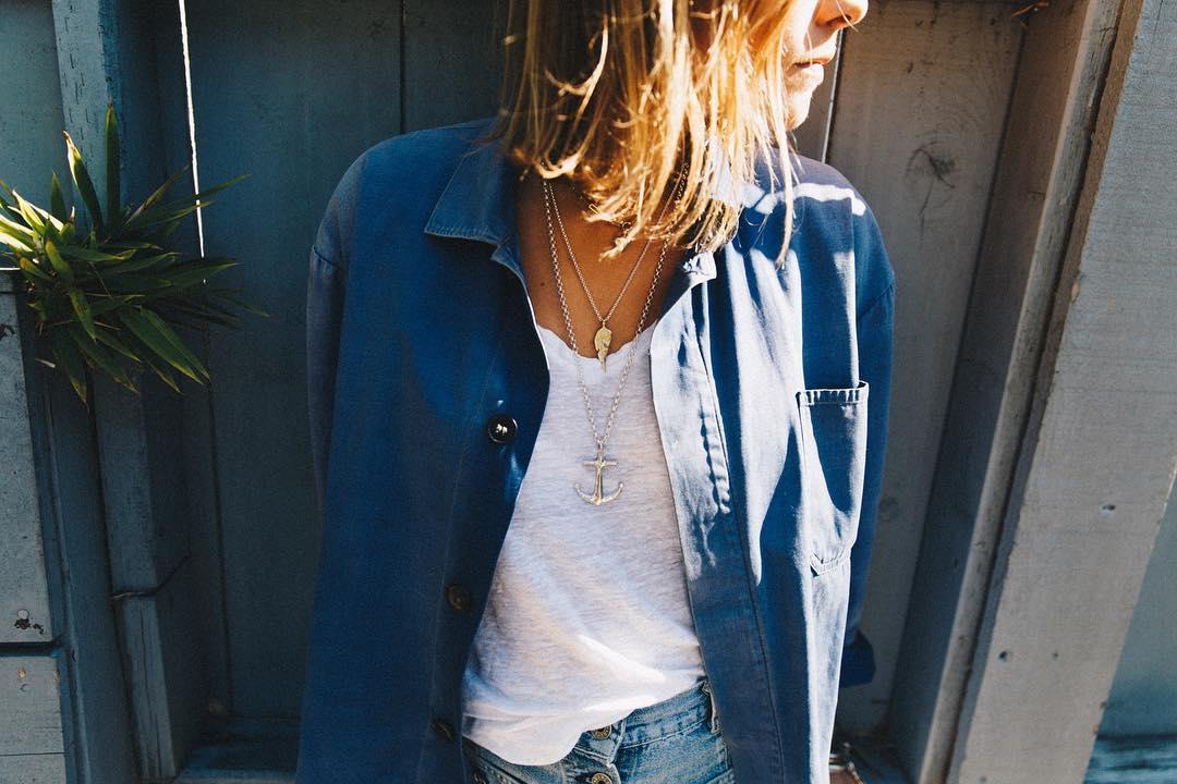 anchor-necklace